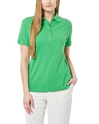 Camisa polo verde de BES7R