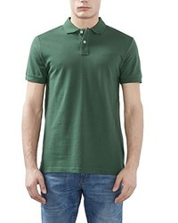 Camisa polo verde de Esprit
