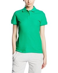 Camisa polo verde de Fruit of the Loom
