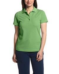 Camisa polo verde de maier sports