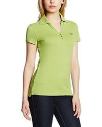 Camisa polo verde de Spagnolo