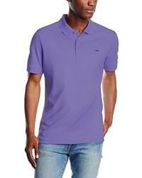 Camisa polo violeta claro de Brax