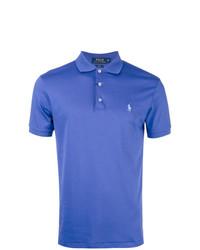 Camisa polo violeta claro de Polo Ralph Lauren