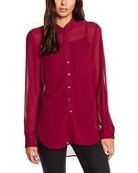Camisa roja de New Look
