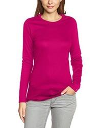 Camisa rosa de Trigema