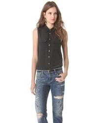 bb1172994f0e Comprar una camisa sin mangas de seda: elegir camisas sin mangas de ...