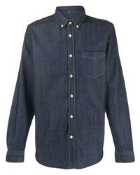 Camisa vaquera azul marino de Closed