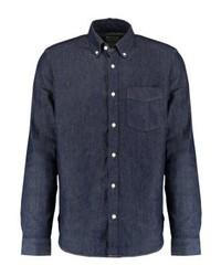 Camisa Vaquera Azul Marino de Gap
