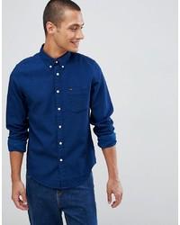 Camisa vaquera azul marino de Lee
