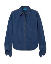 Camisa vaquera azul marino de M.i.h Jeans