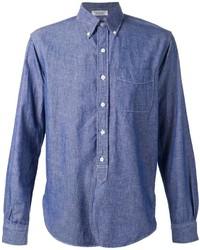 Camisa vaquera azul de Engineered Garments