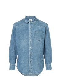 Camisa vaquera azul de Kent & Curwen