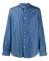 Camisa vaquera azul de Paul Smith