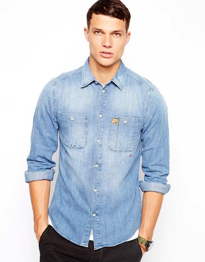 REPLAY, Camisa para Hombre