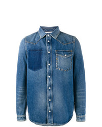 Camisa vaquera azul de Valentino