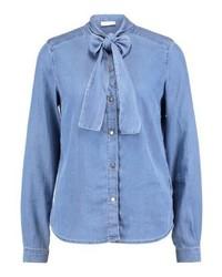 Camisa Vaquera Azul de Vila