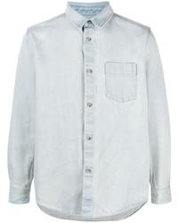 Camisa vaquera celeste de A.P.C.
