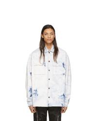 Camisa vaquera celeste de Off-White