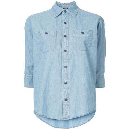 Camisa vaquera celeste de R13
