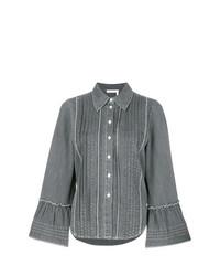 Camisa vaquera gris de See by Chloe