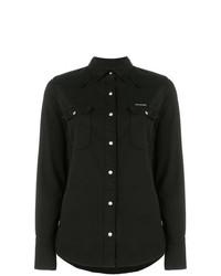 Camisa Vaquera Negra de Calvin Klein Jeans