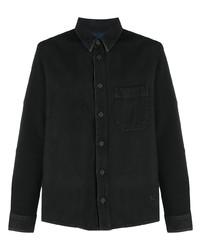 Camisa vaquera negra de Off-White