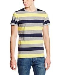 Camiseta amarilla de Jack & Jones