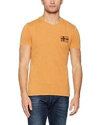 Camiseta amarilla de Napapijri