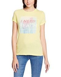 Camiseta Amarilla de New Caro