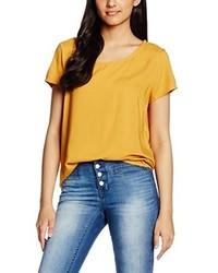 Camiseta Amarilla de Only