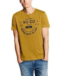 Camiseta amarilla de s.Oliver