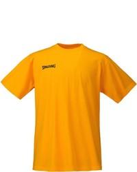 Camiseta amarilla de Spalding