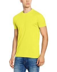 Camiseta amarilla de Urban Classics