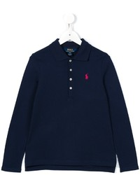 Camiseta azul marino de Ralph Lauren