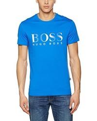 Camiseta azul de Hugo Boss
