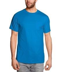 Camiseta azul de Vans