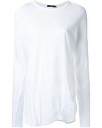 Camiseta blanca de Bassike
