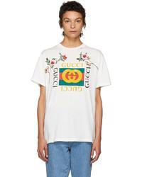 Camiseta blanca de Gucci