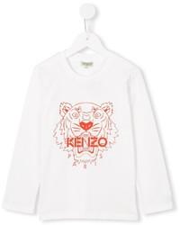 Camiseta blanca de Kenzo