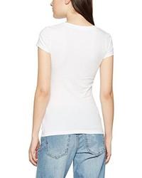 Camiseta blanca de Moschino