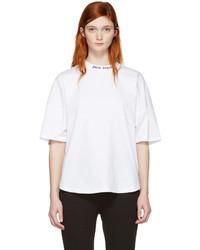 Camiseta blanca de Palm Angels