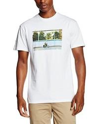 Camiseta blanca de Vans