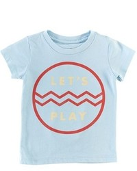 Camiseta celeste