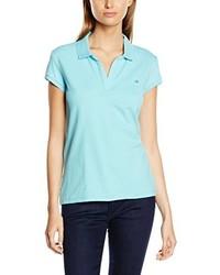 Camiseta celeste de Calvin Klein