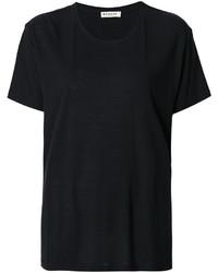 Camiseta de Lana Azul Marino de Masscob
