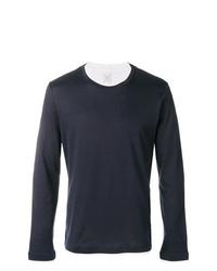 Camiseta de manga larga azul marino de Eleventy