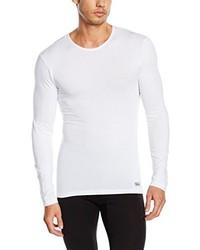 Camiseta de manga larga blanca de Abanderado