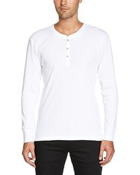 Camiseta de manga larga blanca de Levi's