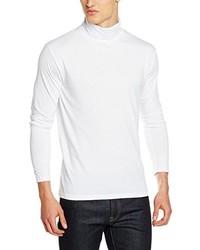 Camiseta de manga larga blanca de Lindbergh