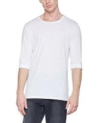 Camiseta de manga larga blanca de Nowadays